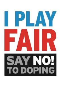 Say NO To Doping!