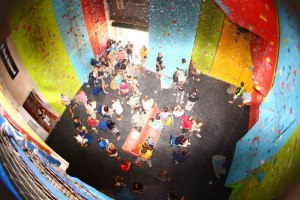 The Gauteng NBL Finals will be held at The Climbing Barn