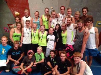 Gauteng Boulder Team